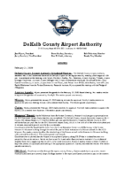 02-21-2020 Board Meeting Minutes