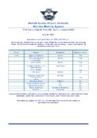 07-16-2021 Airport Authority Agenda