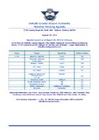 08-20-2021 Airport Authority Agenda